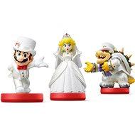 Amiibo Super Mario - svatební set (3) - Herní figurka