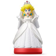 Amiibo Super Mario - Wedding Peach - Herní figurka