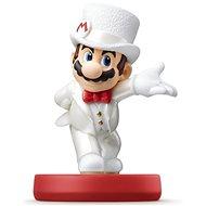Amiibo Super Mario - Wedding Mario - Herní figurka
