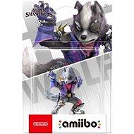 Amiibo Smash Wolf 65 - Herní figurka
