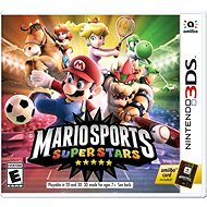 Mario Sports Superstars + amiibo card (1pc) - Nintendo 3DS - hra pro konzoli