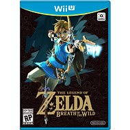 Nintendo Wii U - The Legend of Zelda: Breath of the Wild - Hra pro konzoli