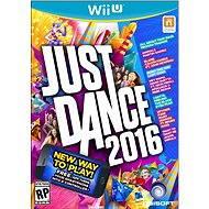 Nintendo Wii U -Just Dance 2016 - Hra pro konzoli