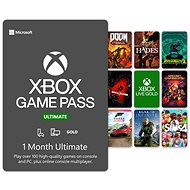 Xbox Game Pass Ultimate - 1 Month Subscription - Prepaid Card