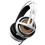 SteelSeries Siberia 350 White - Herní sluchátka