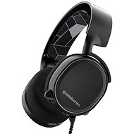 SteelSeries Arctis 3 černá - Herní sluchátka