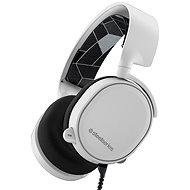 SteelSeries Arctis 3 bílá - Herní sluchátka