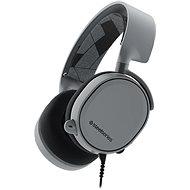 SteelSeries Arctis 3 Steel Gray - Herní sluchátka