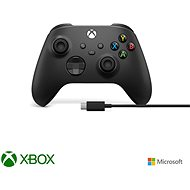 Microsoft Xbox Wireless Controller + USB-C Cable - Gamepad