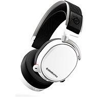 SteelSeries Arctis Pro Wireless White - Herní sluchátka