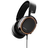 SteelSeries Arctis 5 Black - Herní sluchátka