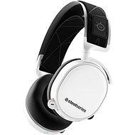 SteelSeries Arctis 7 White - Herní sluchátka