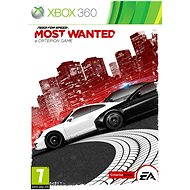 Need for Speed: Most Wanted -  Xbox 360 - Hra pro konzoli