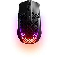 Herní myš SteelSeries Aerox 3 Wireless Black