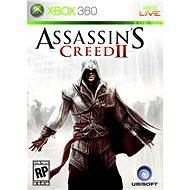 Assassins Creed II (Game Of The Year) -  Xbox 360 - Hra pro konzoli