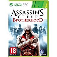 Assassins Creed: Brotherhood - Xbox 360 - Hra pro konzoli