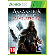 Assassins Creed: Revelations -  Xbox 360 - Hra pro konzoli