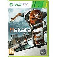 Skate 3 -  Xbox 360 - Hra pro konzoli