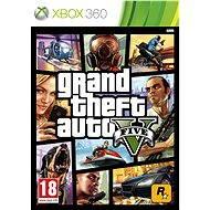 Grand Theft Auto V (GTA 5) - Xbox 360 - Hra pro konzoli