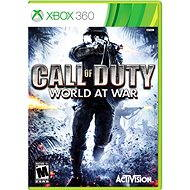 Call Of Duty: World At War - Xbox 360 - Hra pro konzoli