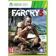 Far Cry 3 -  Xbox 360 - Hra pro konzoli