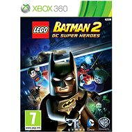 LEGO Batman 2: DC Super Heroes - Xbox 360 - Console Game