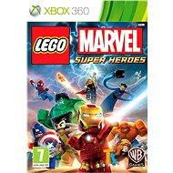 LEGO Marvel Super Heroes -  Xbox 360 - Hra pro konzoli
