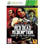 Red Dead Redemption (Game Of The Year) -  Xbox 360 - Hra pro konzoli