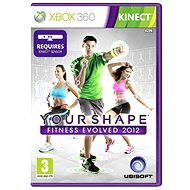 Your Shape: Fitness Evolved 2012 (Kinect ready) - Xbox 360 - Hra pro konzoli