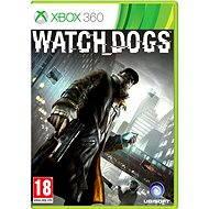 Watch Dogs - Xbox 360 - Hra pro konzoli