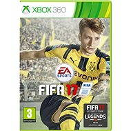 FIFA 17 - Xbox 360 - Hra pro konzoli