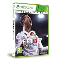 FIFA 18 Legacy Edition - Xbox 360 - Hra pro konzoli