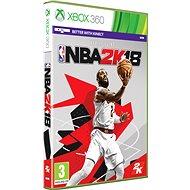 NBA 2K18 - Xbox 360 - Hra pro konzoli