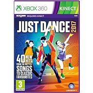 Just Dance 2017 - Xbox 360 - Hra pro konzoli