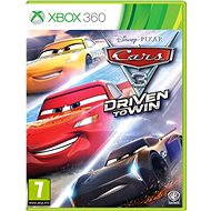 Cars 3: Driven to Win - Xbox 360 - Hra pro konzoli