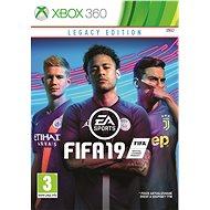FIFA 19 - Xbox 360 - Hra pro konzoli