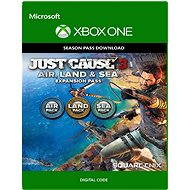 Just Cause 3: Land, Sea, Air Expansion Pass - Xbox One DIGITAL - Herní doplněk