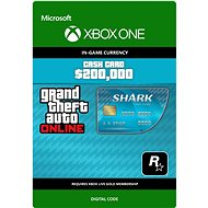 GTA V Tiger Shark Cash Card -  Xbox One DIGITAL - Hra pro konzoli
