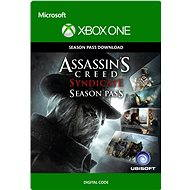 Assassins Creed Syndicate: Season Pass - Xbox One- Xbox One DIGITAL - Herní doplněk