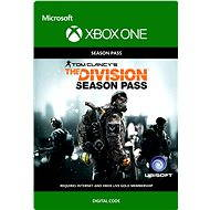 Tom Clancy's The Division: Season Pass - Xbox One DIGITAL - Herní doplněk