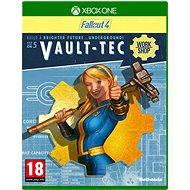Fallout 4: Vault-Tec Workshop - Xbox One DIGITAL - Herní doplněk