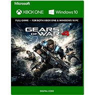Gears of War 4: Standard Edition - (Play Anywhere) DIGITAL - Hra pro PC i konzoli