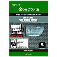 Grand Theft Auto V: Megalodon Shark Card DIGITAL - Herní doplněk