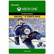 NHL 17: Ultimate Team NHL Points 500 DIGITAL - Hra pro konzoli