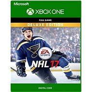 NHL 17: Deluxe Edition DIGITAL - Hra pro konzoli
