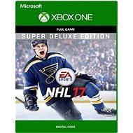 NHL 17: Super Deluxe Edition DIGITAL - Hra pro konzoli