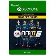 FIFA 17 Ultimate Team FIFA Points 12000 DIGITAL - Herní doplněk