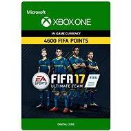 FIFA 17 Ultimate Team FIFA Points 4600 DIGITAL - Hra pro konzoli