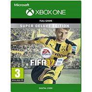 FIFA 17 Super Deluxe DIGITAL - Hra pro konzoli