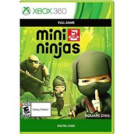 Mini Ninjas Adventures - Xbox 360 DIGITAL - Hra na konzoli
